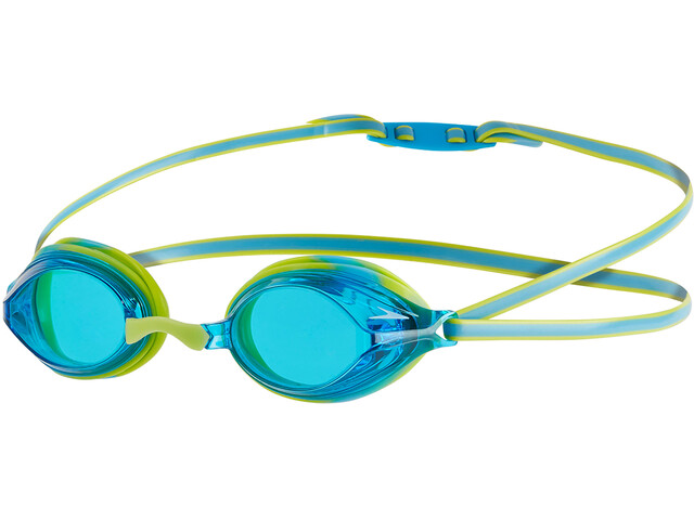 speedo Vengeance Goggles Kids lime punch/japan blue